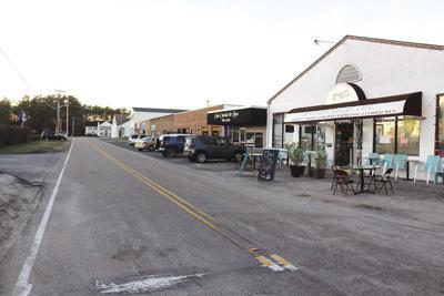 Surfside Beach street