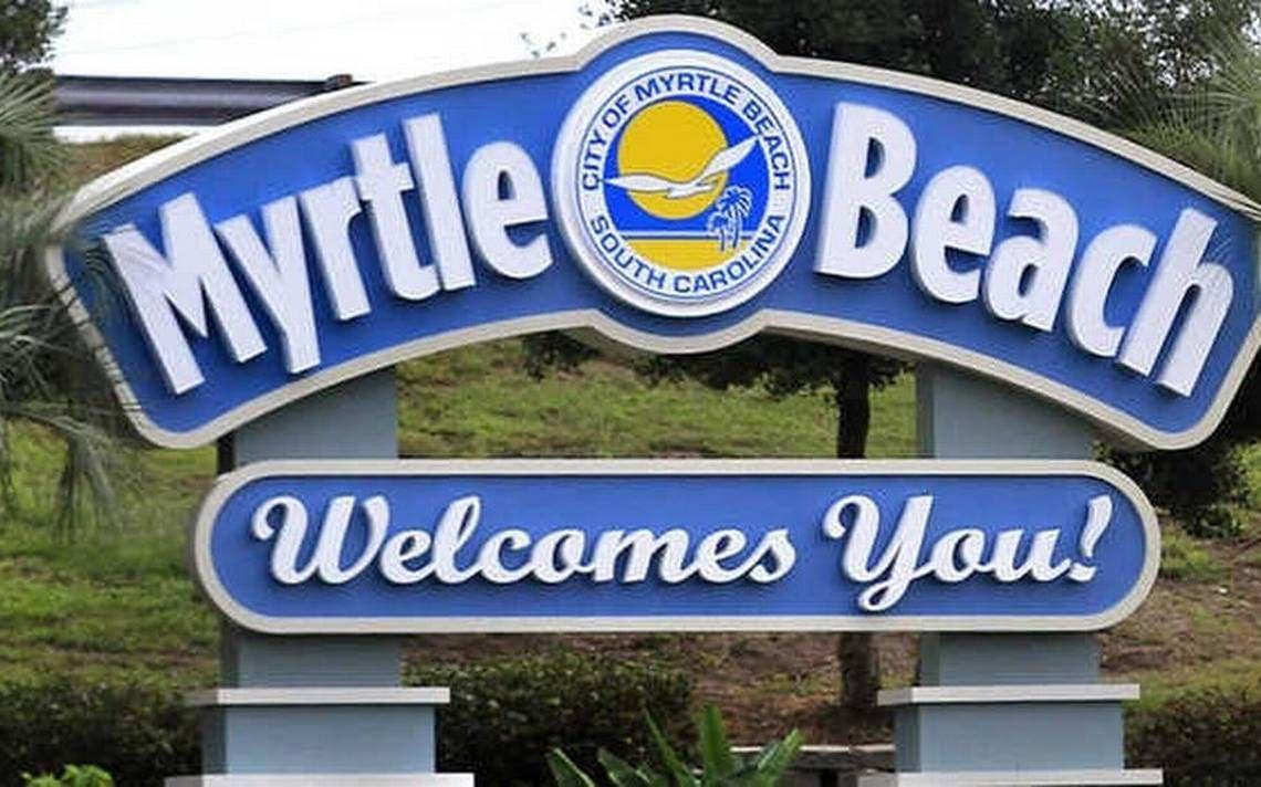Myrtle Beach shares the load, lets it flow, lights it up