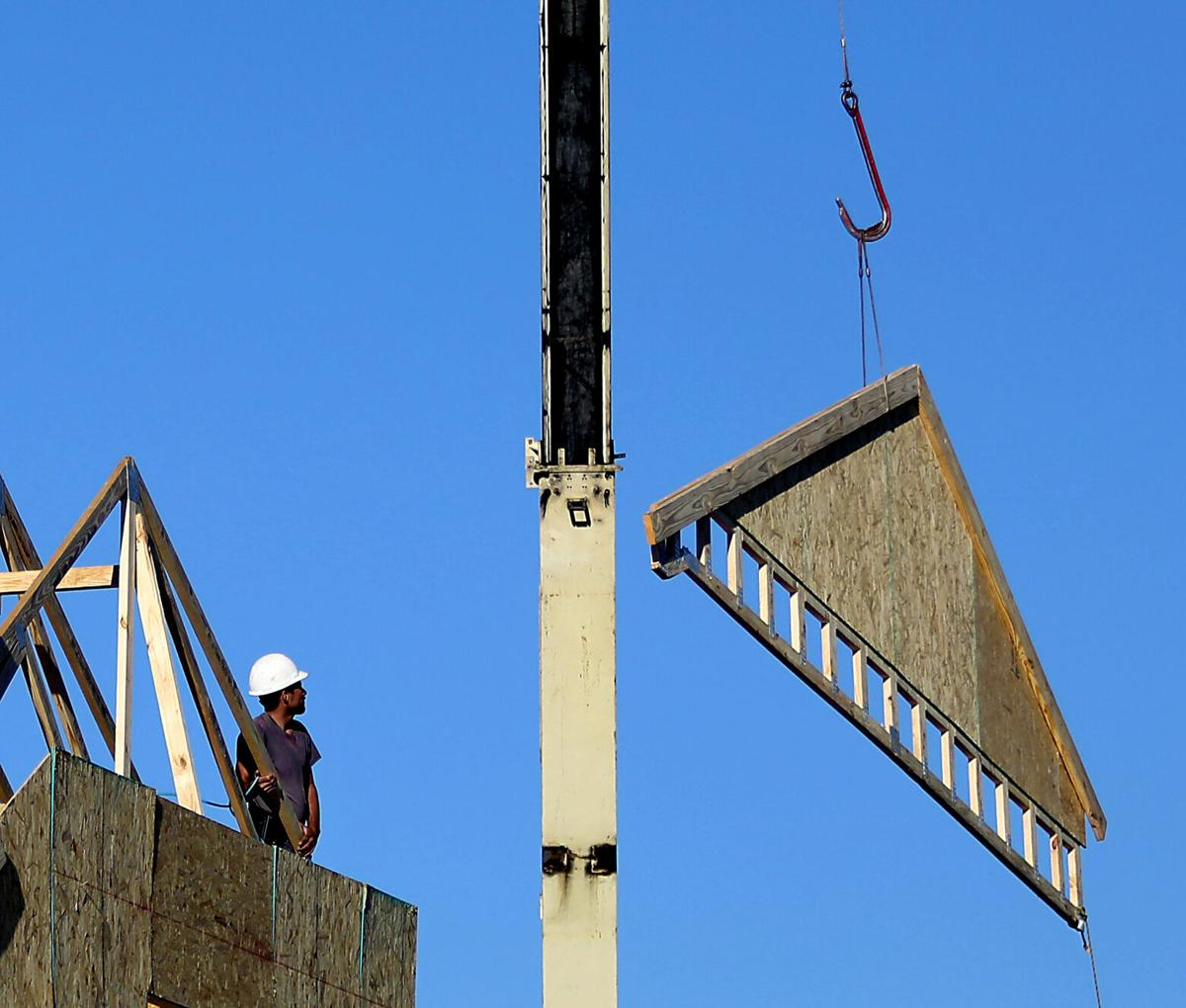 Beach building boom: Why COVID-19 has not slowed home construction on the Grand Strand