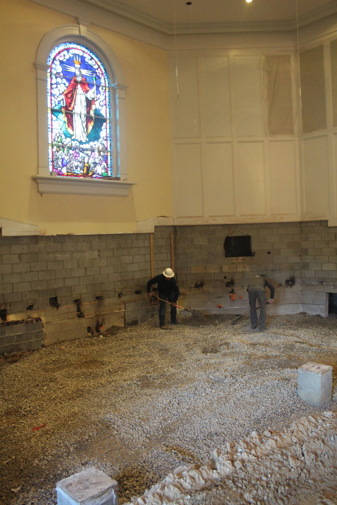 Trinity rebuild 1