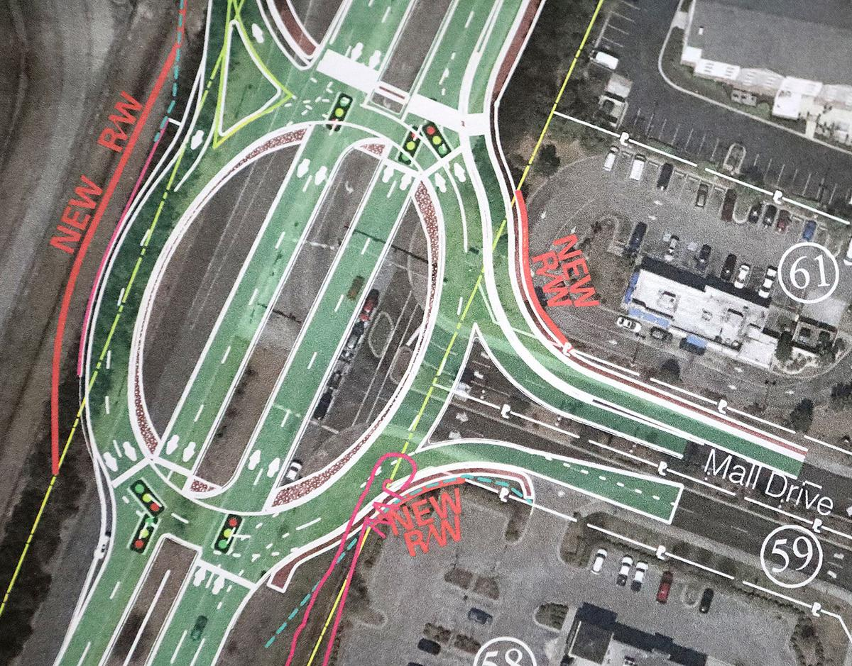 It's about left turns as two plans are reviewed to connect Fred Nash and Harrelson boulevards