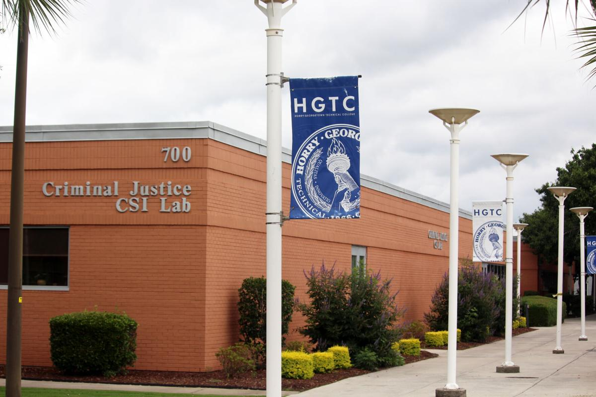Horry-Georgetown Technical College names its CSI lab in honor of the Sheriff's Foundation