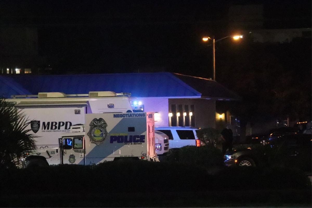 Myrtle Beach police involved shooting 1