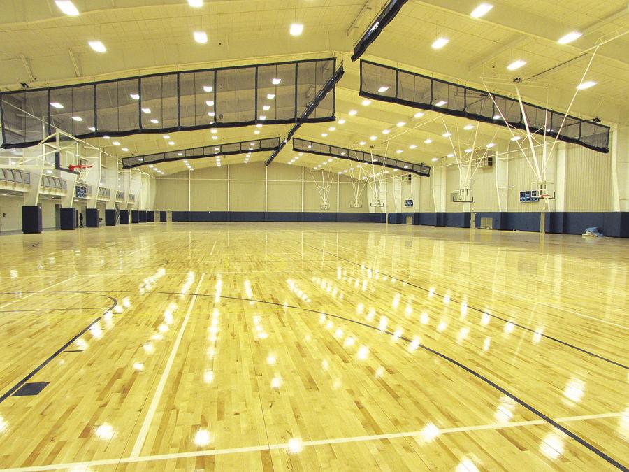 Sports Center Gymnasium