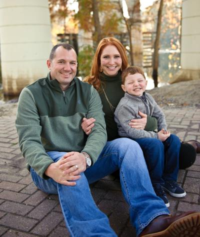 Allison Prol and family