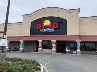 Bi-Lo on North Myrtle Main Street