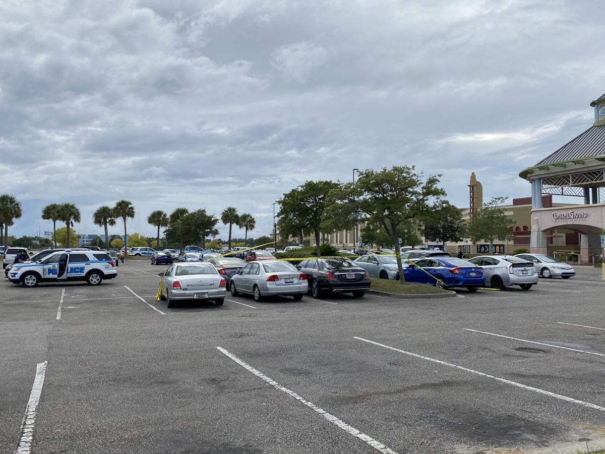 Coastal Grand Mall September 8 2020