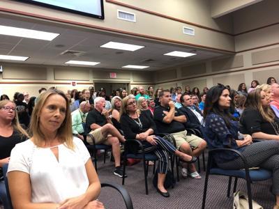 school board crowd 9.23.19
