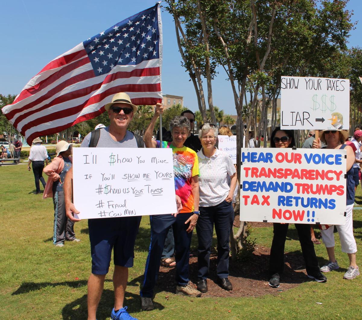 protest april 15
