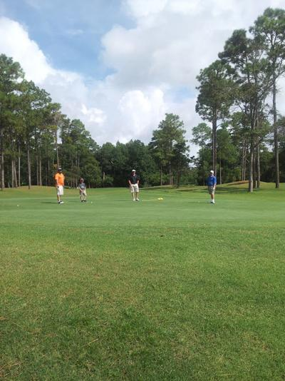 Tupelo Bay Golf Center