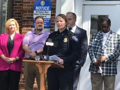 MBPD Chief Amy Prock