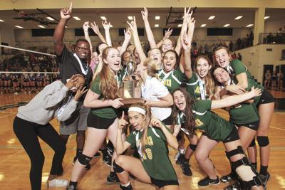 4df72e88 Lady Seahawks are the first state 4A Volleyball Champions ...
