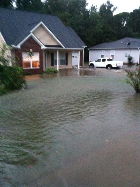 Flash Flood Warning Issued In Horry County Due To More