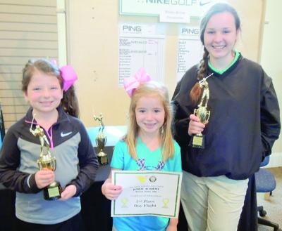 Golf Center crowns champions