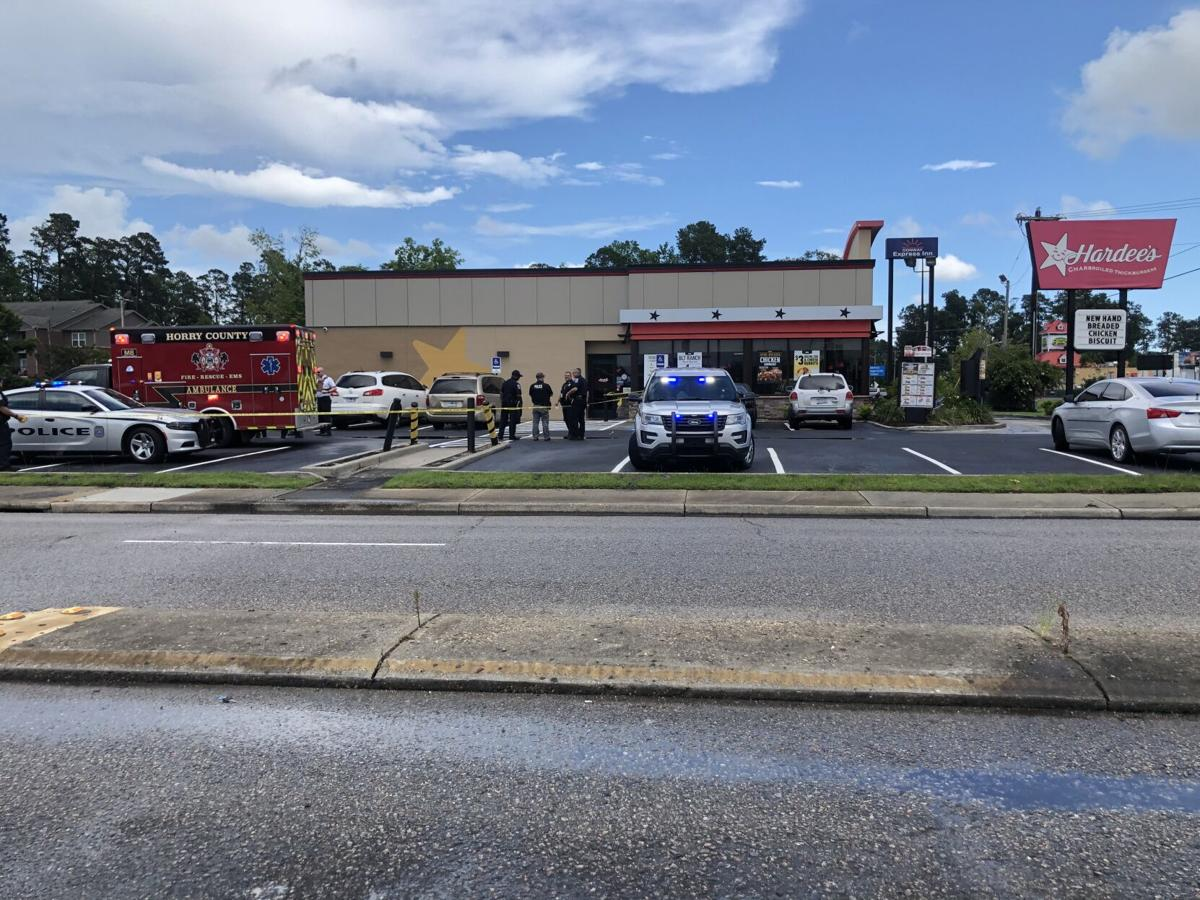 Conway Hardees Shooting July 1