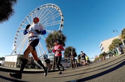 Myrtle Beach Marathon Traffic Patterns JM01