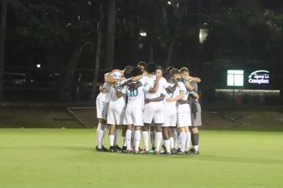 CCU men's soccer
