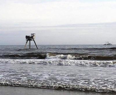 NMB Beach Renourishment May 2019