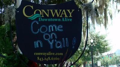 Restaurant week Conway 2021