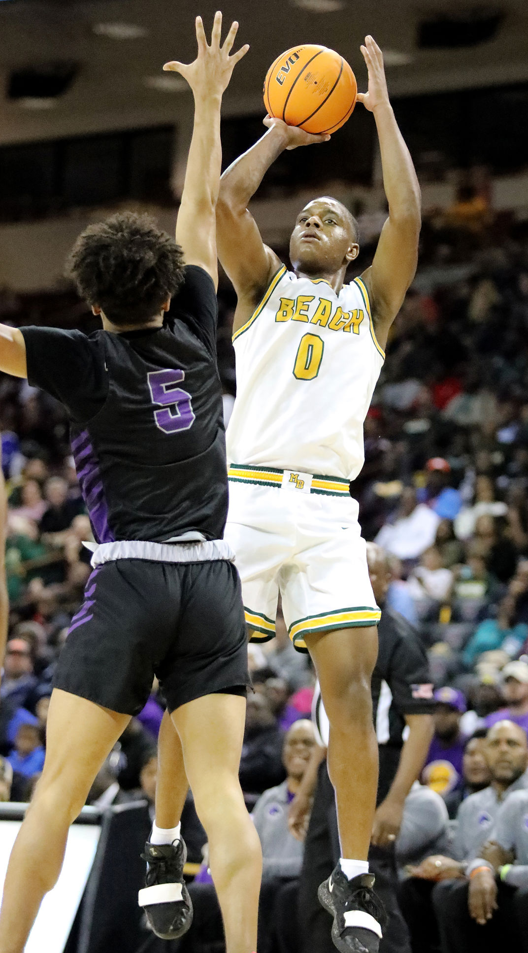 Myrtle Beach Falls To Ridge View In The State Championship