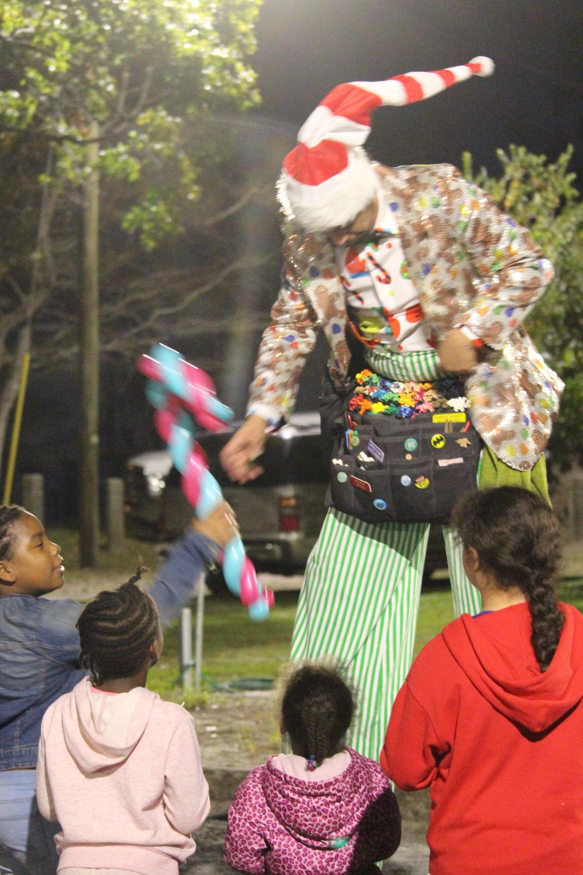 Tree Lighting Sparks Fellowship In Myrtle Beach