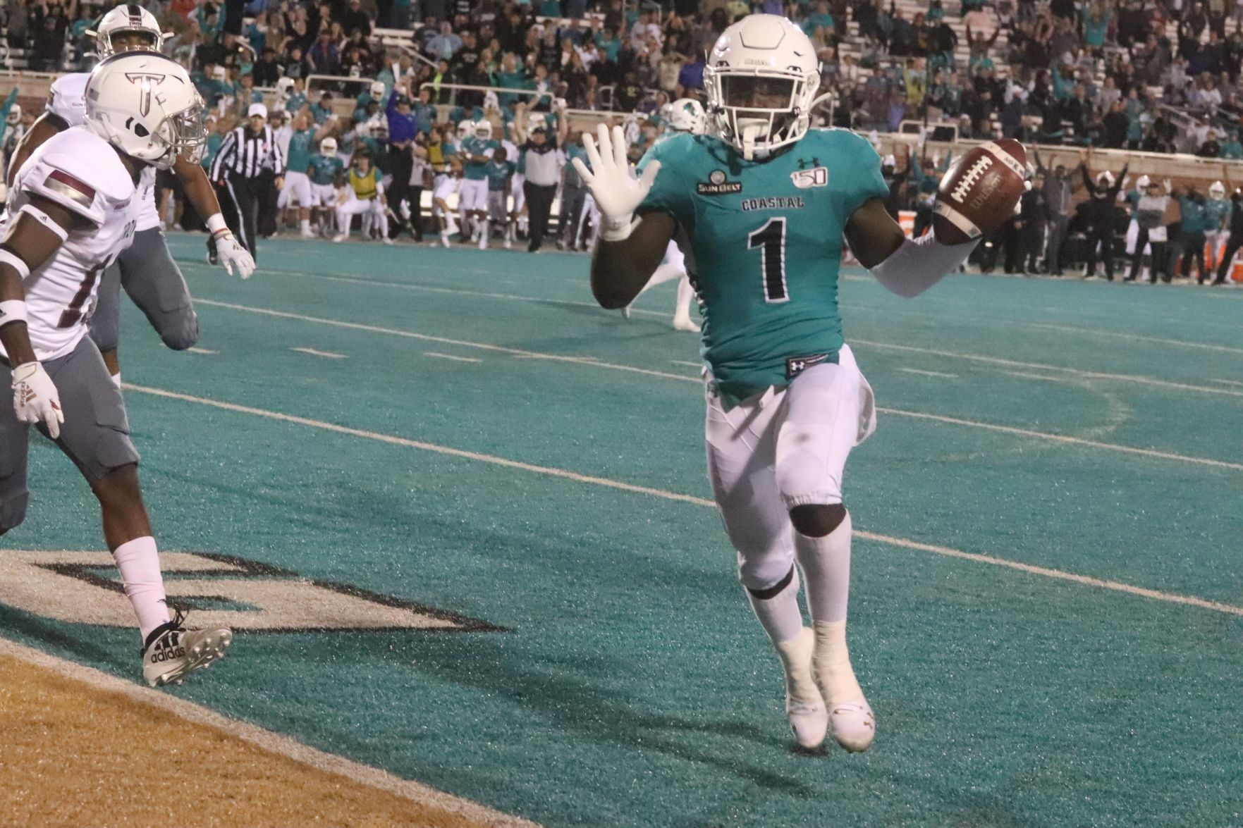 Coastal Carolina Adds Kansas To Football Schedule Flips Home Games For And Covid Coverage Myhorrynews com