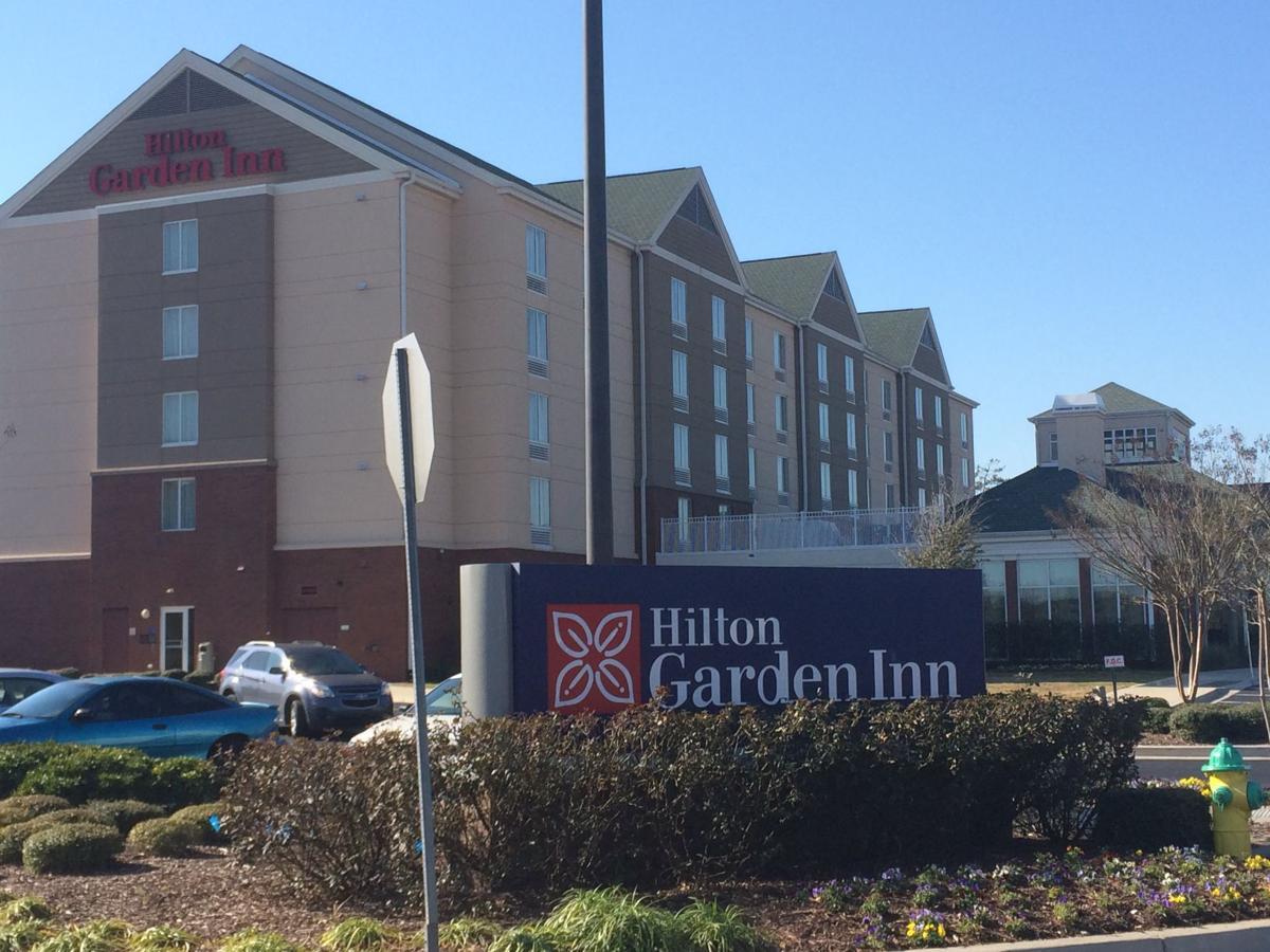 hilton garden inn - Hilton Garden Inn Myrtle Beach
