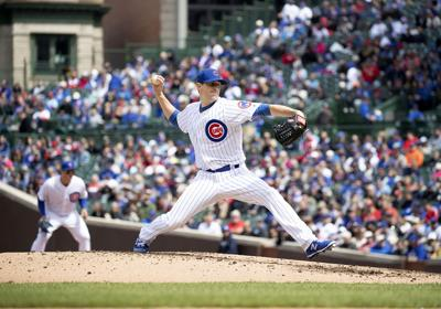 Cubs Kyle Hendricks