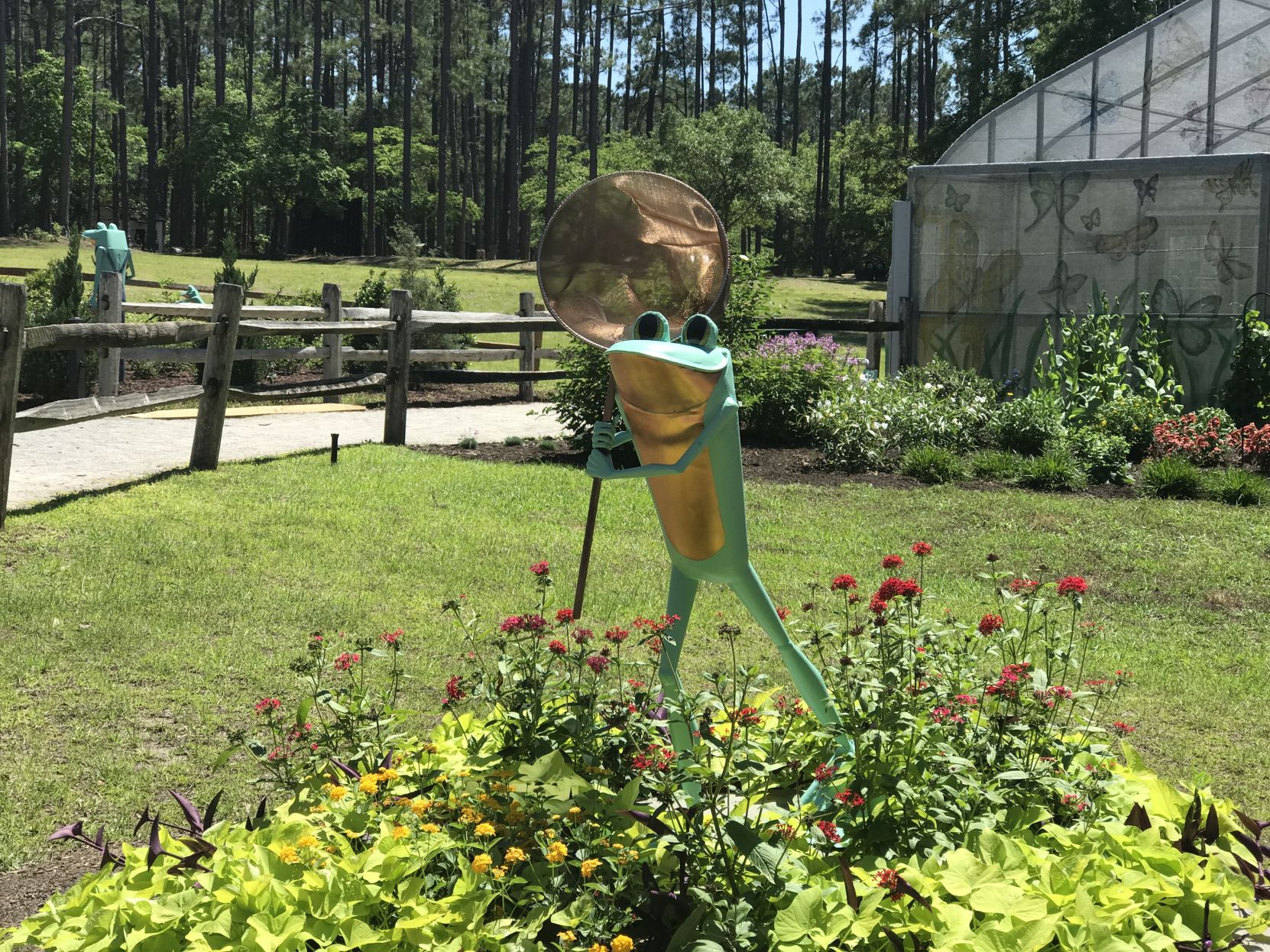 From Butterfly House To Boat Rides, Explore Brookgreen Gardens