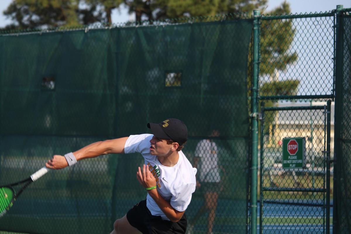 Myrtle Beach boys tennis team falls in state playoffs