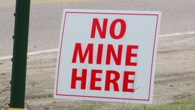 No mine in Red Bluff