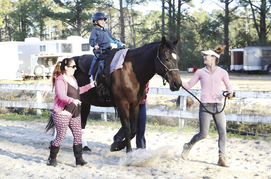 Equine therapy helps special kids grow | Horry County | myhorrynews.com