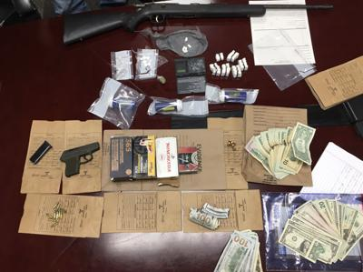 Horry County police net 13 arrests after search warrants
