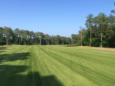 Whispering Pines Golf Club, 14th hole