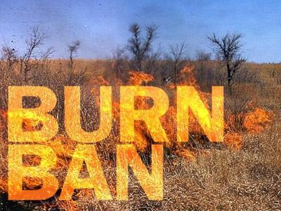 Burn ban issued in Horry County