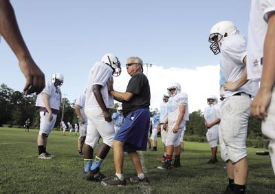 New St. James coach