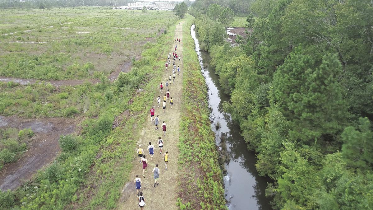 Fun run on new trail, Trunk or Treat planned in The Forest