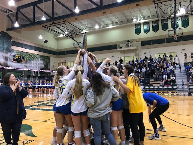 NMB wins second straight state championship