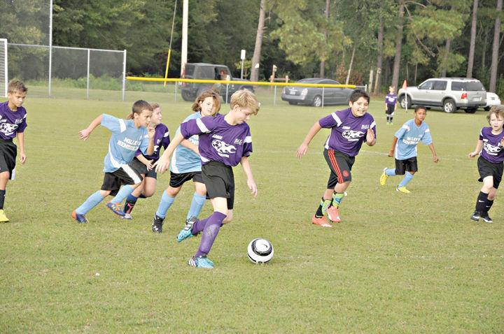 Loris rec youth soccer season opens | Soccer | myhorrynews com
