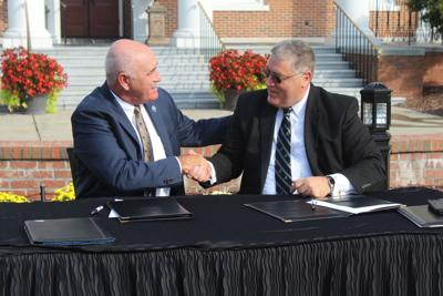 DeCenzo, Hardee partnership
