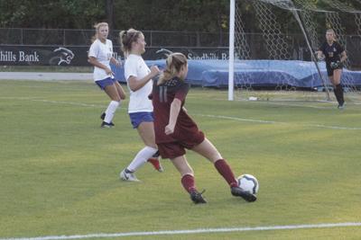 CF girls soccer