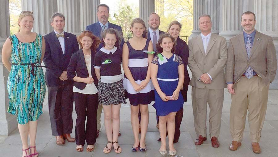 pic 4-H with representatives