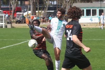 CCU men's soccer opener