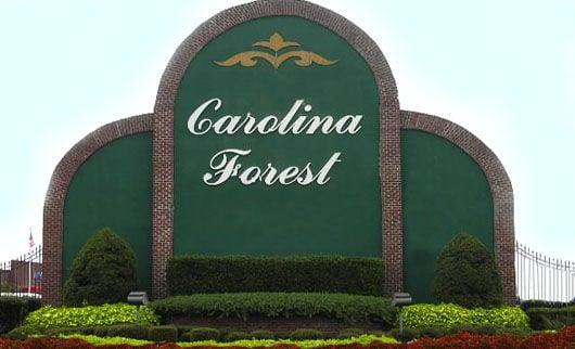 Carolina Forest Sign