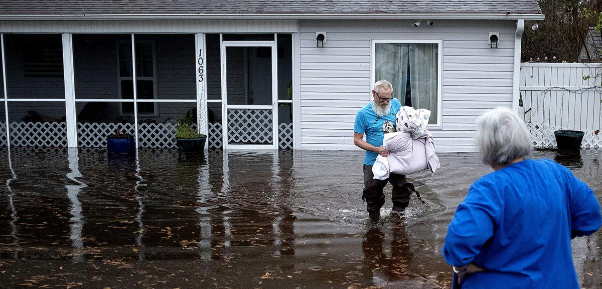 Flood woes continue for some Socastee residents