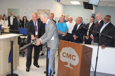 Ribbon Cutting for CMC Cancer Center