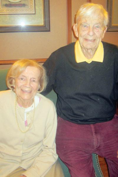 Arthur and Mary Lou Vita