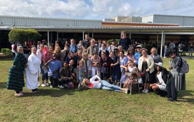 Carolina Forest homecoming group