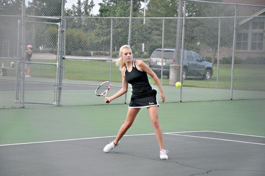 Winning Tennis Serve  Letters