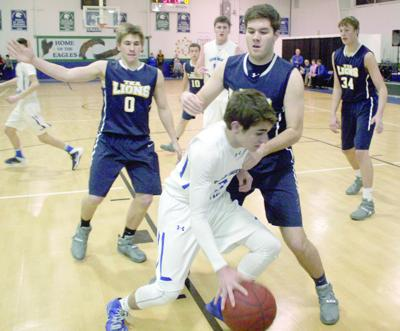 Eagles continue transformation to tougher basketball competition